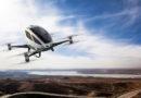 Uber realizzerà i 'taxi volanti' nel 2020