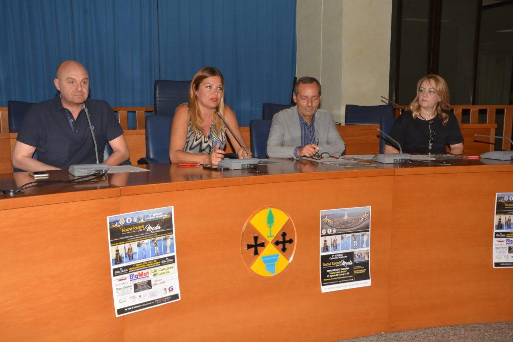 """A Reggio Calabria la Terza Edizione del Concorso Nazionale """"Nuovi Talenti per la Moda"""""""