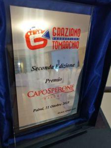 A Palmi la consegna del Premio Caposperone 2018