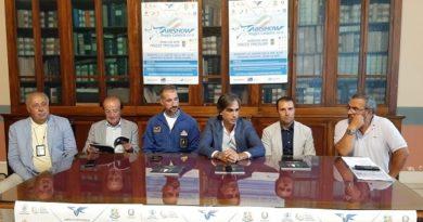 """Reggio Calabria: presentata la manifestazione """"Air Show Reggio Calabria 2019"""" che si terrà il 25 agosto sul lungomare"""